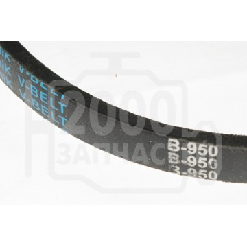 ремень клиновой  950x16b