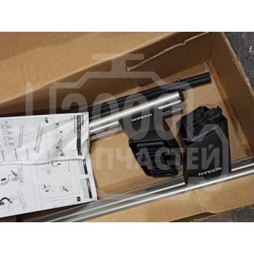 багажник nissan pathfinder r51 04-14 алюм
