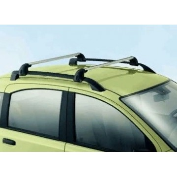 багажник Fiat Panda 2003 -2011 на рейлинг