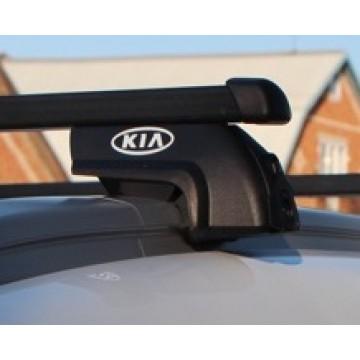 багажник Kia Sportage III 2010-2016 на рейлинг
