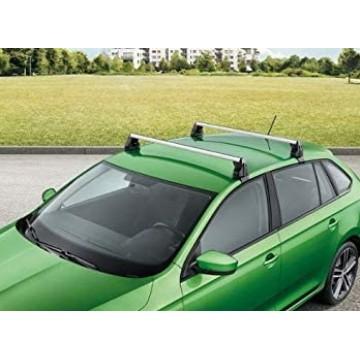 багажник skoda Rapid 2012-