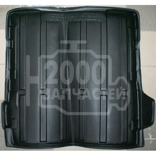 коврик багажника nissan pathfinder r51
