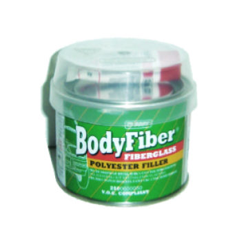 шпатлевка Body Fiber 0.25 стекловол.