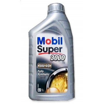 масло моторное Mobil Super 3000 5w30 1Л