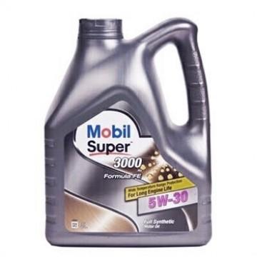 масло моторное Mobil Super 3000 5w30 4Л