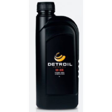 масло моторное Detroil М-8В 1л