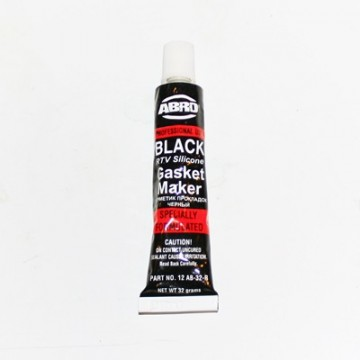 герметик прокладка ABRO черный 32гр
