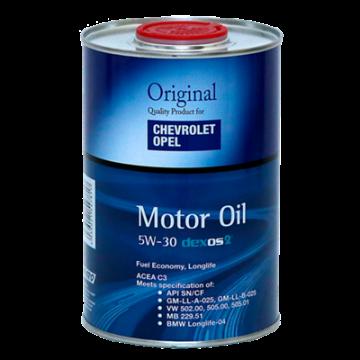 масло моторное fanfaro 6717 5w30 1л gm/opel ж/б