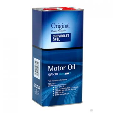 масло моторное fanfaro 6717 5w30 5л gm/opel ж/б