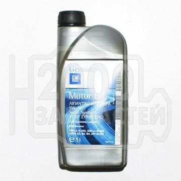 масло моторное gm 5w30 1л 1942039