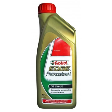масло моторное Castrol EDGE 5W-30 1л