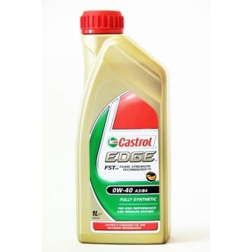 масло моторное Castrol EDGE 0W-40 1л