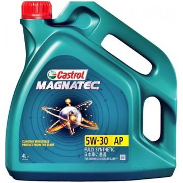 масло моторное Castrol 5/30 magnatek 4л
