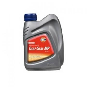 масло трансмиссионное 85/140 gl-5 gulf 1л