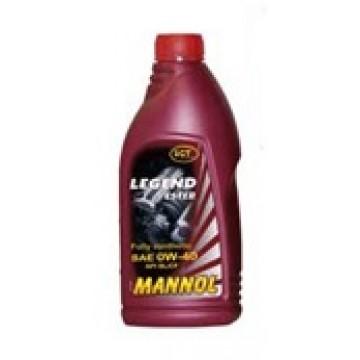 масло моторное Mannol Legend Ester 0w40 1л