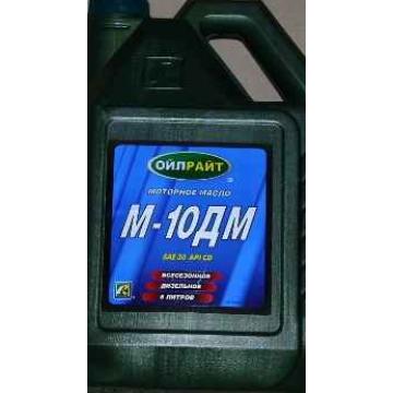 масло моторное oilright М10ДМ 5Л