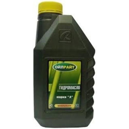 Жидкость для гур oilright гидромасло 1л марки а