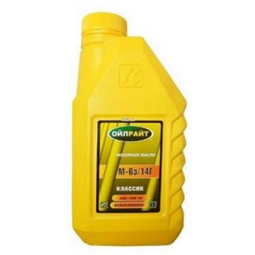 масло моторное oilright М6 1л