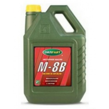 масло моторное oilright М8В 5л