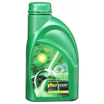 масло моторное Visco 2000 15W-40 1л