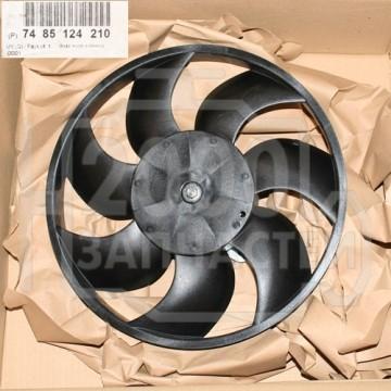 мотор радиатора Renault