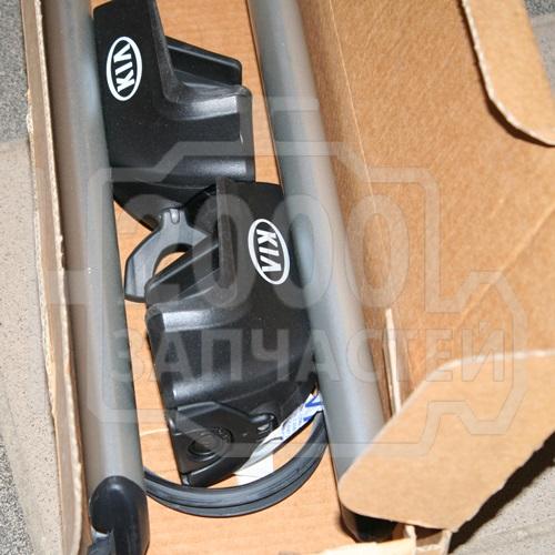 багажник kia ceed II 07г на рейл.
