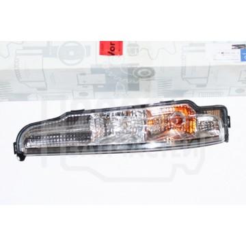 фонарь ходовой огонь Mercedes-Benz atego 13- левый