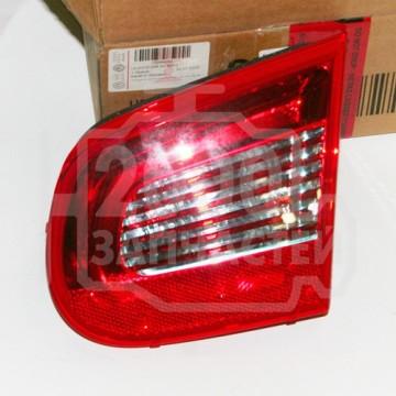 фонарь задний Volkswagen eos 2006-2010