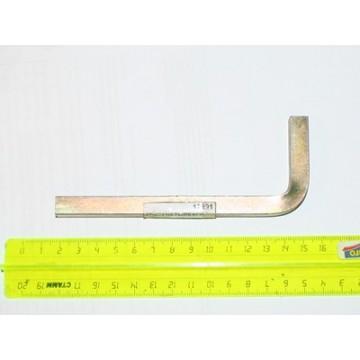ключ четырехгранный *10мм