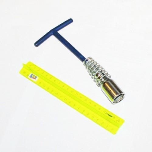 ключ свечной 16-21мм кардан польша