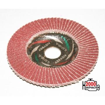 круг для болгарки зачистной лепестковый 125мм 60