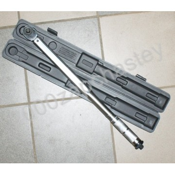 ключ динамометрический 1/2 70-350hm 630мм