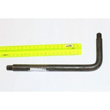 ключ четырехгранный *10мм усиленный