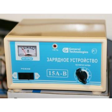 зарядное устройство GT 6/12в 0,5-6а