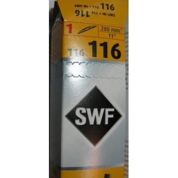 щетка стеклоочистителя 28см SWF (1шт)