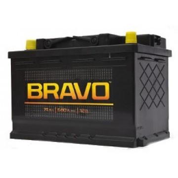 аккумулятор 75ач о/п BRAVO