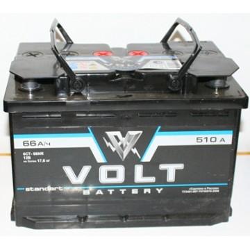 аккумулятор 66ач о/п volt