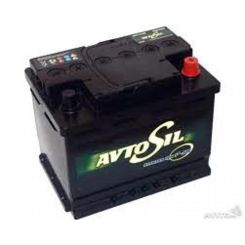 аккумулятор 55ач о/п AvtoSil