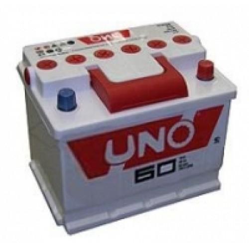 аккумулятор 60ач о/п UNO