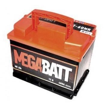 аккумулятор 60Ач п/п mega batt