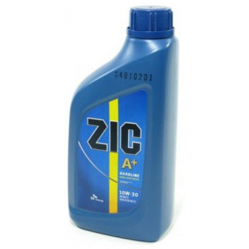 масло моторное ZIC A+ 10W30 п/с 1л