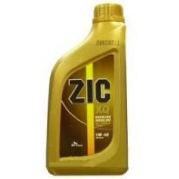 масло моторное ZIC XQ 0w40 1л