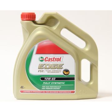 масло моторное Castrol EDGE 10W60 4л