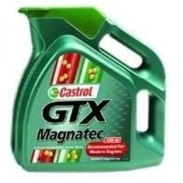 масло моторное Castrol 10w40 GTX Magnatec 4л