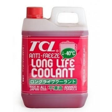 антифриз TLC -40C красный 2л