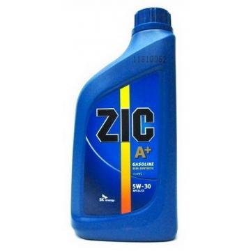 масло моторное ZIC A+ 5W30 п/с 1л