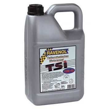 масло моторное Ravenol TSI 10w40 5л