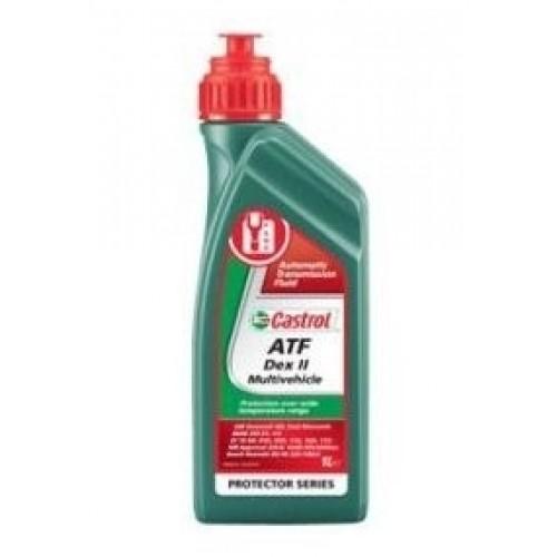 Жидкость для акпп castrol ATF Dex II Multivehicle 1л.