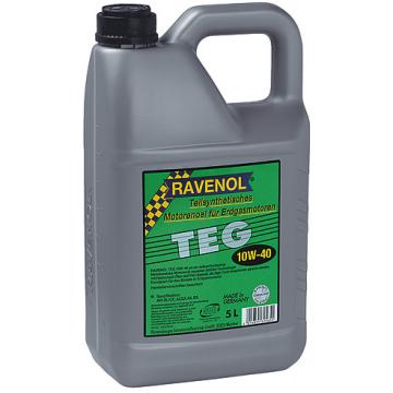 масло моторное Ravenol TEG 10w40 5л
