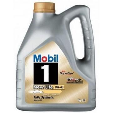 масло моторное Mobil 1 0w40 4л
